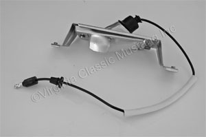 71-73 REAR LICENSE TAG LIGHT ASSEMBLY