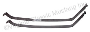 71-73 GAS TANK MOUNTING STRAP-SET OF 2