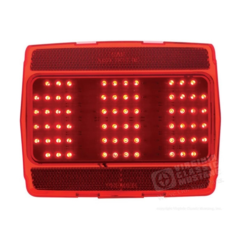 65-66 Mustang LED Sequential Tail Light