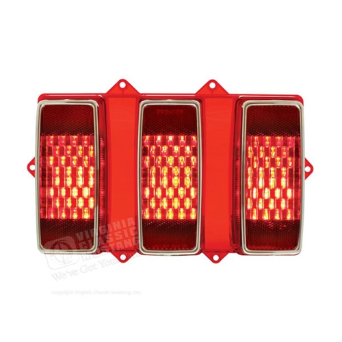 69 Mustang LED Sequential Tail Light