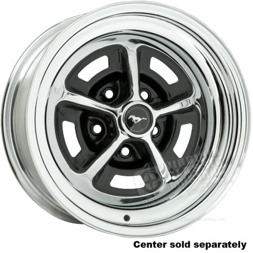 14 x 7 Chrome Magnum 500 Wheel