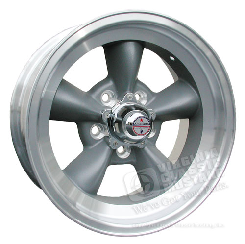 15 X 7 AMERICAN TORQ-THRUST D WHEEL 5 LUG