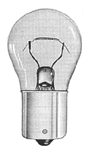 65-70 DOME/FASTBACK INTERIOR LIGHT BULB