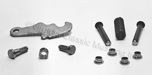 65-EARLY 67 DOOR HINGE REPAIR KIT