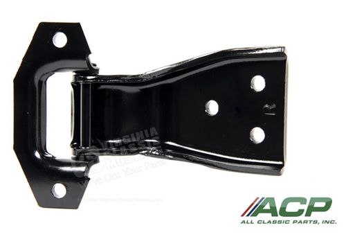 69-70 RH UPPER DOOR HINGE
