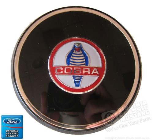 65 Gt350 Shelby Cobra Steering Wheel Center Cap