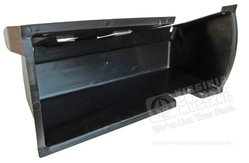 69-70 GLOVE BOX COMPARTMENT WITHOUT AC