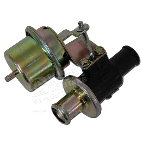67-73 HEATER WATER CONTROL VALVE