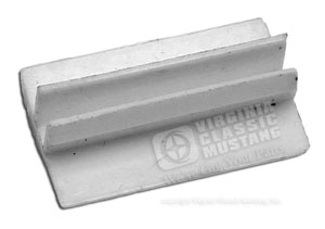 69-70 WINDOW GUIDE-PLASTIC