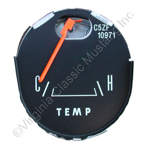 65-66 WATER TEMPERATURE GAUGE