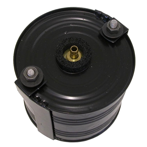 67 SINGLE PORT TILT STEERING VACUUM CANISTER