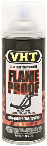 SATIN CLEAR HI-TEMPERATURE PAINT