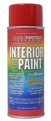 67-68 DARK TURQUOISE (AQUA) INTERIOR PAINT 5753