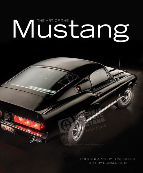 The Art of the Mustang Book