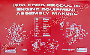 ENGINE ASSEMBLY MANUAL *INDICATE YEAR*