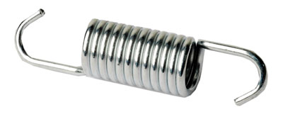 65-70 (BEFORE 2/24/70) HEADLIGHT BULB RETAINING SPRING