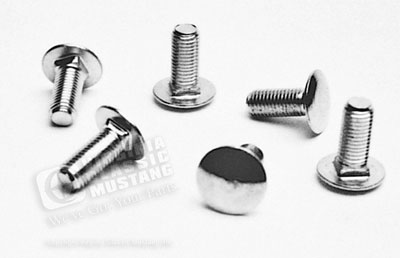 65-66 SHOCK TOWER BOLTS (6)