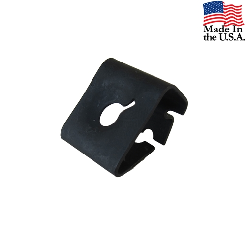 67-68 Mustang Arm Rest Pad Clip - Each