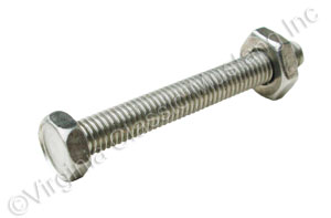 BOLT AND NUT FOR COIL BRACKET (TIGHTENS BRACKET)