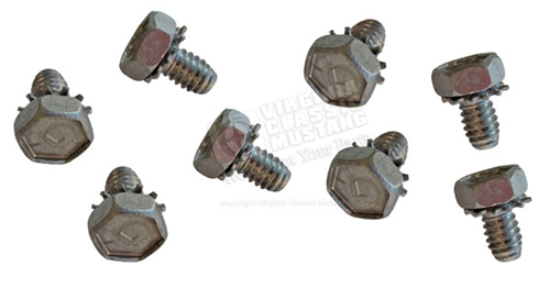 6 CYLINDER WHEEL CYLINDER BOLTS-SET OF 8