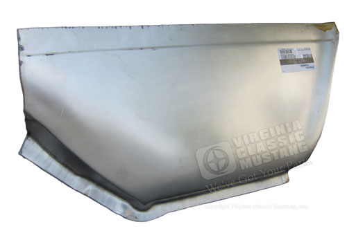 65-66 RH LOWER REAR QUARTER PATCH