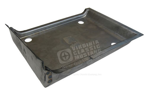 65-68 LH CONVERTIBLE LOWER REINFORCEMENT PAN
