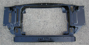 69 RADIATOR SUPPORT WITH LOWER FRONT FRAME PIECE