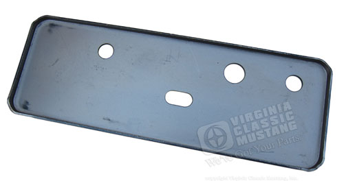 69-70 BATTERY APRON REINFORCEMENT PLATE