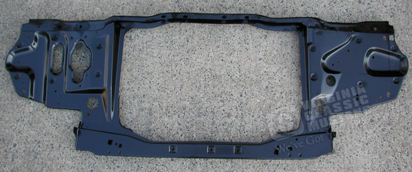 71-73 RADIATOR SUPPORT WITH LOWER FRONT FRAME PIECE