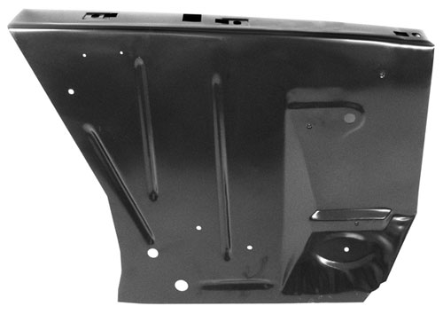 69-70 REPRODUCTION LH FRONT FENDER APRON