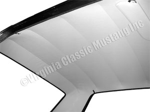 71-73 FASTBACK HEADLINER *INDICATE COLOR*