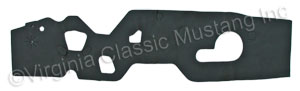 71-73 FIREWALL MAT WITH CLIPS
