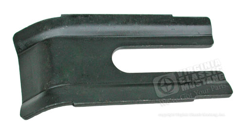 65-67 SEAT TO CARPET TRACK PLATE (EACH)