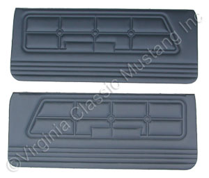 71-73 STANDARD DOOR PANELS-PAIR *INDICATE COLOR*