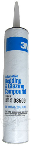 WATERSHIELD ADHESIVE/BEDDING AND GLAZING