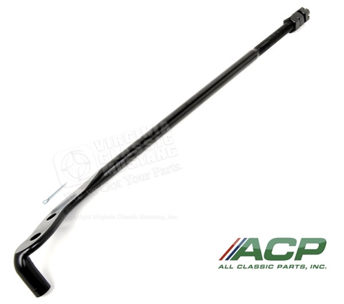 68-73 Mustang RH Lower Strut Rod