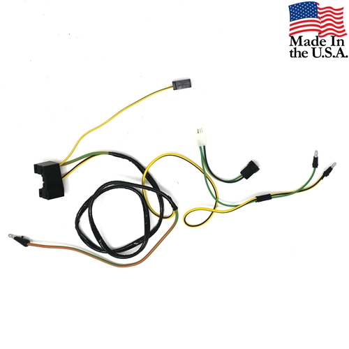 69 TILT/SWING AWAY STEERING WIRING HARNESS
