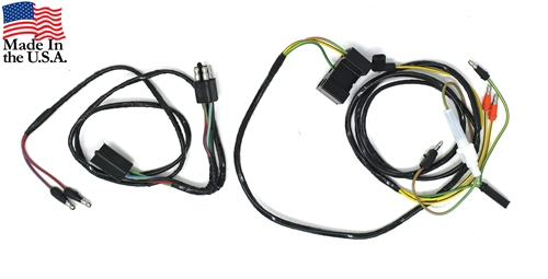 67 TILT / SWING AWAY STEERING WIRING HARNESS