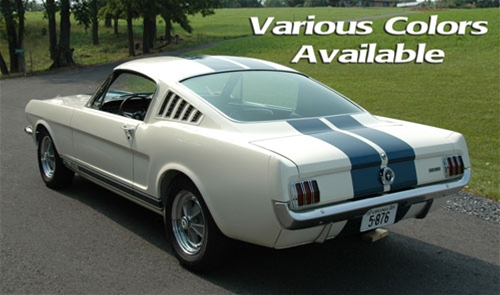 65 68 Lemans Stripe Kit Specify Color