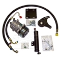 1967 Mustang V8 Sanden Conversion Air Conditioning Kit - Except 390