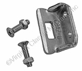 68-71 V8 CLUTCH LEVER BRACKET (BEFORE 2-15-68)