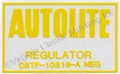 68-71 HIPO VOLTAGE REGULATOR DECAL