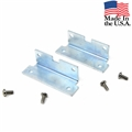 Aluminum Valve Cover Bracket Set for Spark Plug Wire Separator (set of 2 with screws)
