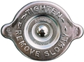 66-71 AUTOLITE CHROME RADIATOR CAP