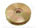 STEEL HI-PO ALTERNATOR PULLEY-GOLD FINISH