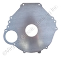 65-68 MANUAL TRANSMISSION BELLHOUSING TO ENGINE PLATE
