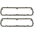 Small Block Cork Valve Cover Gasket Set - Pair - For Drake Aluminum Valve Covers