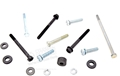 Water Pump Bolt Set - 66 289 with AC and Cast Iron Pump