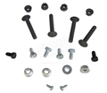 65-69 Dual Exhaust Hanger Fastener Kit - Show Quality
