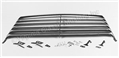 69-70 FASTBACK REAR WINDOW LOUVER KIT